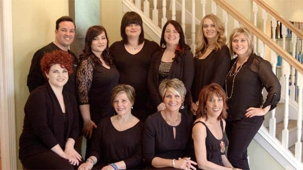 cc salon spa cleveland team